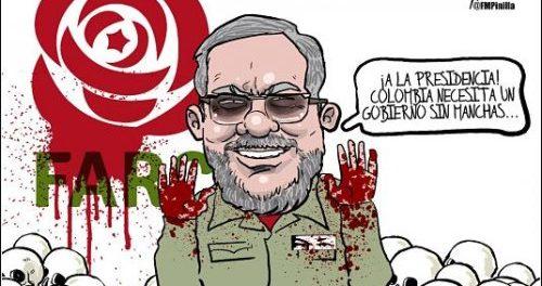 Obra del caricaturista venezolano Fernando Pinilla